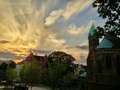 #Iserlohn #Mountainbike #Sonnenuntergang #Strassenfotografie #streetphotography #Sauerland #sektorliebe #sektor #nordrheinwestfalen #NRW