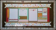 Just Crazy Blessed : Sugar Rush Scrapbooking Workshop with Cutting Files!