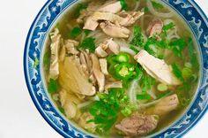 Chicken Pho Vietnamese Chicken Noodle Soup