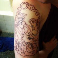 disney tattoo | Tumblr