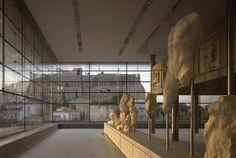 Acropolis Museum - Bernard Tschumi