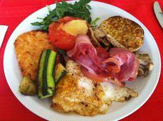 Breakfast is served - food glorious food