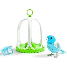 DigiBirds  Bird with Bird Cage  Fairytale ** Details can be found by clicking on the image.Note:It is affiliate link to Amazon.