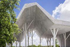 Open-Sided Shelter,© Shai Epstein