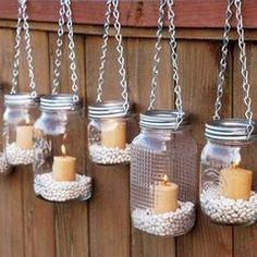 13 Creative Uses For Mason Jars