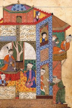 Sultan Mahmud Gaznevi and a Suppliant Old Woman