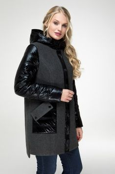 Dennis Basso, Aesthetic Fashion, Pattern Fashion, Diana, Fall Winter, Winter Jackets, Vest, Leather Jacket, Couture