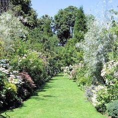 Comment aménager un jardin anglais ? | garten | Pinterest