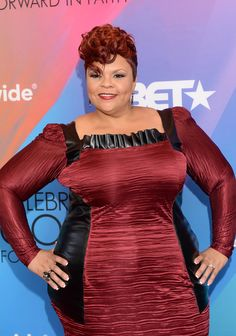 Tamela Mann - BET Celebration of Gospel 2014 - Red Carpet