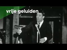 Jacques Brel - Last concert in the Netherlands (may 30 1964) - YouTube