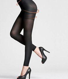 Decoy Body Optimizer 60 ondersteunende legging Zwart Basic Leggings, Stockings, Fashion, Socks, Moda, Fashion Styles, Fashion Illustrations, Panty Hose, Sock