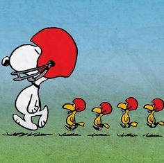 Image result for cartoon teamwork snoopy