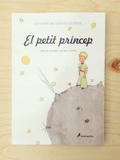 El petit príncep. Antoine de Saint-Exupéry.