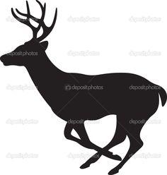 Image detail for -Deer vector | Stock Vector © Jelena Amelconoka #2480125