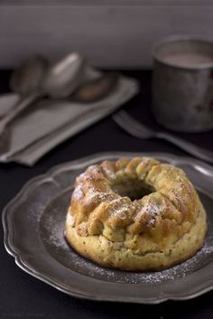 Bananencake zonder boter, zonder suiker - Dishcover