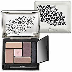Guerlain - Écrin 6 Couleurs Eyeshadow Palette - Rue de Passy ($86)   I prefer a lighter shadow around the eyes.