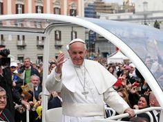 BLOG DA AMLEF: 'A corrupção fede', diz o papa