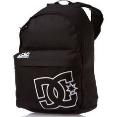 DC Borne Backpack Black Dc Backpack 84724015f359e