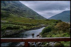 Highlands - Loch Achtriochtan Bridge Scotland 1