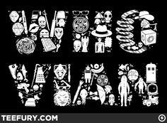 Whovian - Teefury.com $10 TeeShirts 24hrs to buy