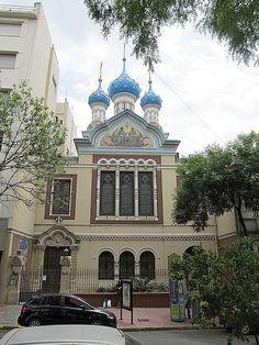 BUENOS AIRES, ARGENTINA -Iglesia Ortodoxa