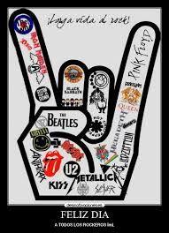 64 Mejores Imagenes De Cumpleanos Rockero Music Party Music Y