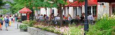 Restaurants, bars et cafés - Station Mont Tremblant