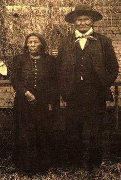 Azul and Geronimo