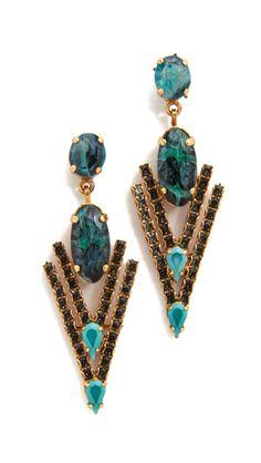 Elizabeth Cole Jennifer earrings: http://www.stylemepretty.com/2016/08/25/fall-wedding-guest-outfit-ideas/