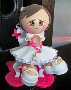 Resultado de imagen para fofucha angel rosa