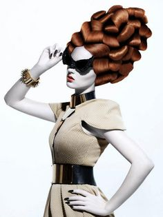 "Damien Carney Professional presents ""Head Case"" Collection"