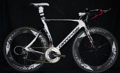 Team Issue Kenda/5-hour Energy® Pro Cycling Time Trial Bike – By Cannondale