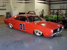 General Lee Hammered