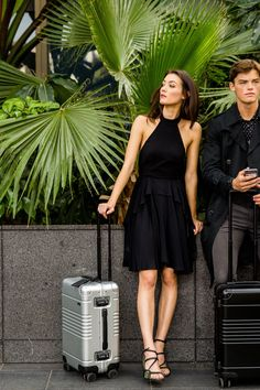 The Best Carry-On Luggage  - Usually, standing out while traveling isn't a good thing, but these 17 carry-on bags might just be the exception. Delivering durability, maneuverability, and above all, style, these statement-making options will get you all the right kind of looks on the road. Bon voyage!