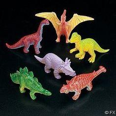 Vinyl Dinosaurs | 72ct for $9.35