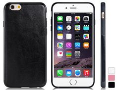 PU Silicone Case for iPhone 6 #iphonecase #iPhone