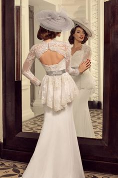 Tatiana bridal dress 32 bmodish