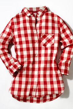 50 Elements of Southern Style: 12. A Gingham Button-down