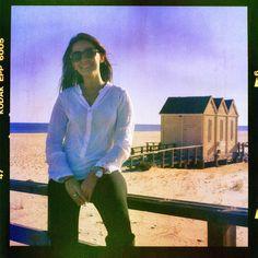 Foto analógica com filme vencido em 2005 | Hasselblad 500C c/ Kodak Ektachrome 100  (Algarve, Portugal | Março de 2014) #hassel #hasselblad #film