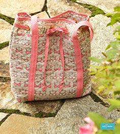 Riley Blake Designs--Think Pink bag