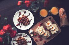 Aamupalaa ja kevätfiilistä // Annieveliina