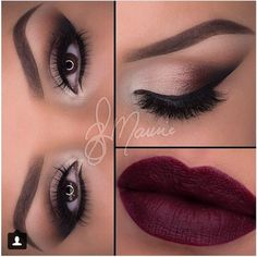 Sexy makeup looks ❤ liked on Polyvore featuring beauty products, makeup and eye makeup