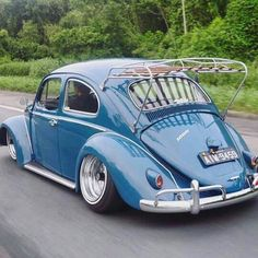Slammed Vw beetle #volkswagenvintagecars