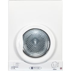White Knight C35AW 3Kg Wall-mountable Reverse-action Freestanding Vented Tumble Dryer - White C35AW £129 Depth of appliance470 mm Height of appliance670 mm Width of appliance500 mm 3 kg capacity Energy rating 'C' Great space saver Reverse tumble action 2 heat settings / 120 minute timer Rear venting (hose supplied) Final cool down tumble Wall mounting kit supplied