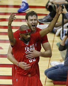 <big><b><center>Feb. 25: Rockets 110, Clippers 105</b> <h3></h3> James Harden had 21 points, but it was Corey Brewer  and the second team that sparked a 15-1 run to start the fourth quarter. <h3></h3> Brewer scored 10 of his 20 points in that stretch including two three-pointers.<h3></h3> Jamal Crawford led the Clippers with 24 points and Paul and Jordan had 22 apiece in a game that had 15 lead changes and was tied 16 times.