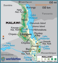 Malawi, Africa (The Warm Heart of Africa - forever my home sweet home !)