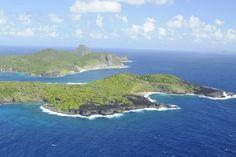 Ile de Caille, nature brute : 16 millions d'euros