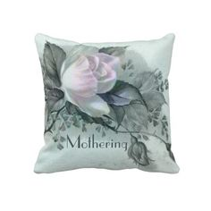 Beautiful #Flowers for Mother's Day #cushions #pillows #mothersday  @firstnightart