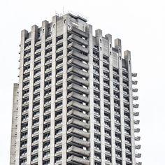 Council Estate, Brutalist Buildings, House Proud, Tower Block, Balcony Plants, Barbican, Concrete Wall, City Living, Ancient Civilizations