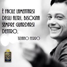 Tiziano Ferro.